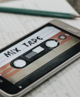 smart phone mix tape
